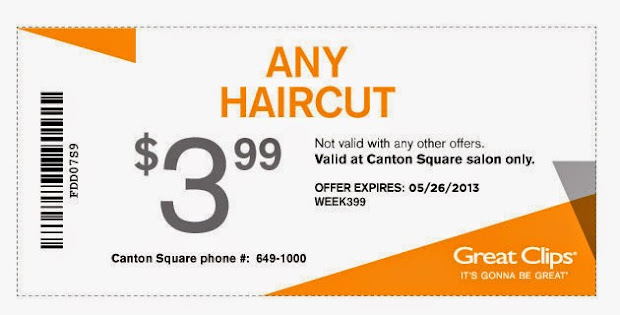 graphic about Great Clips Printable Coupons referred to as 20+ Wonderful Clips 4 99 Printable Coupon Plans and Types