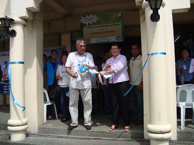 Ribbon Cutting and Opening of Automotive and Vehicle Services' Contact Center in Kabankalan City