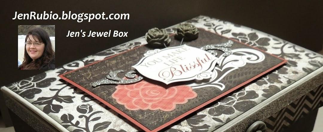 Jen's Jewel Box (CTMH with Jen Rubio)