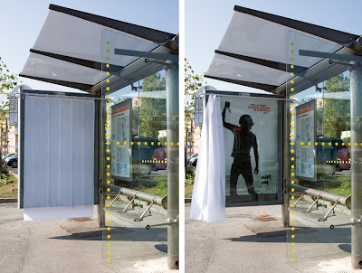 25 Creative and Cool Bus Stop Advertisements  - Part 2 (30) 22