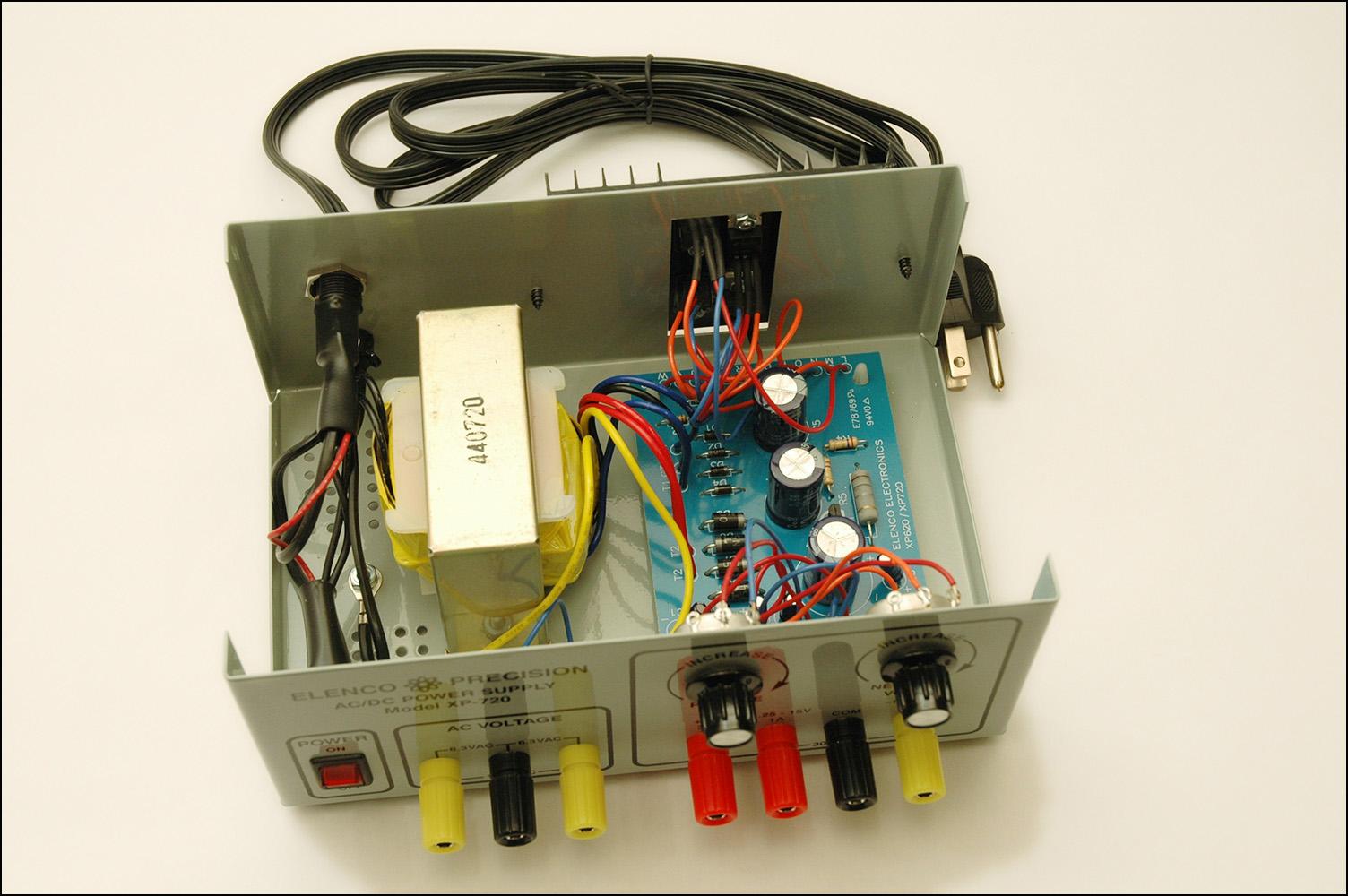 Model Power Supply Kit XP720K