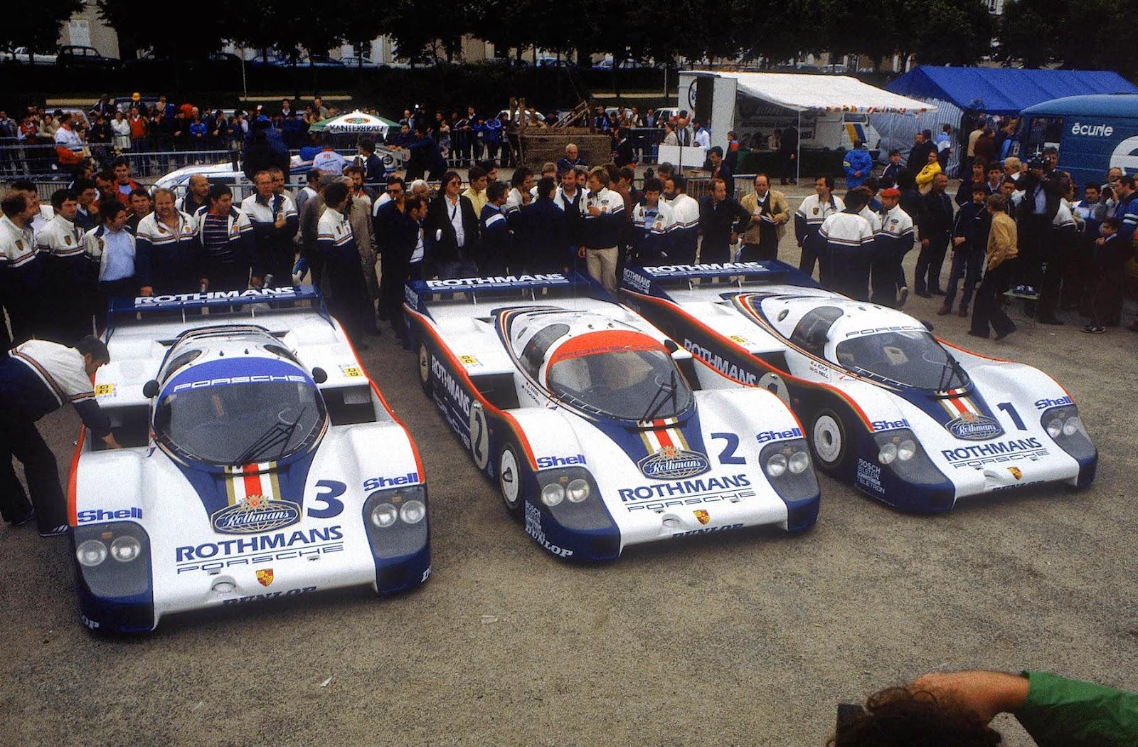 1982 - Porsche 956