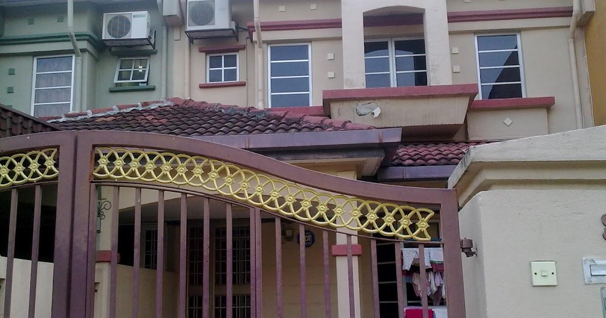 Double storey terrace house for sale bandar tun hussein for 3 storey terrace house for sale