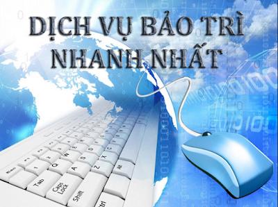 bảo trì máy tính Văn Phòng tại Ba Đình