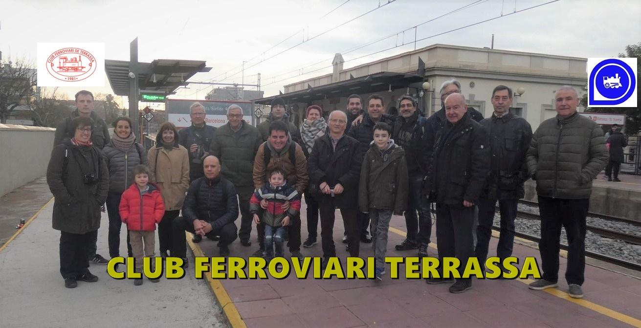 Ruta Fotogràfica per l'Estació de Sant Feliu de Llobregat
