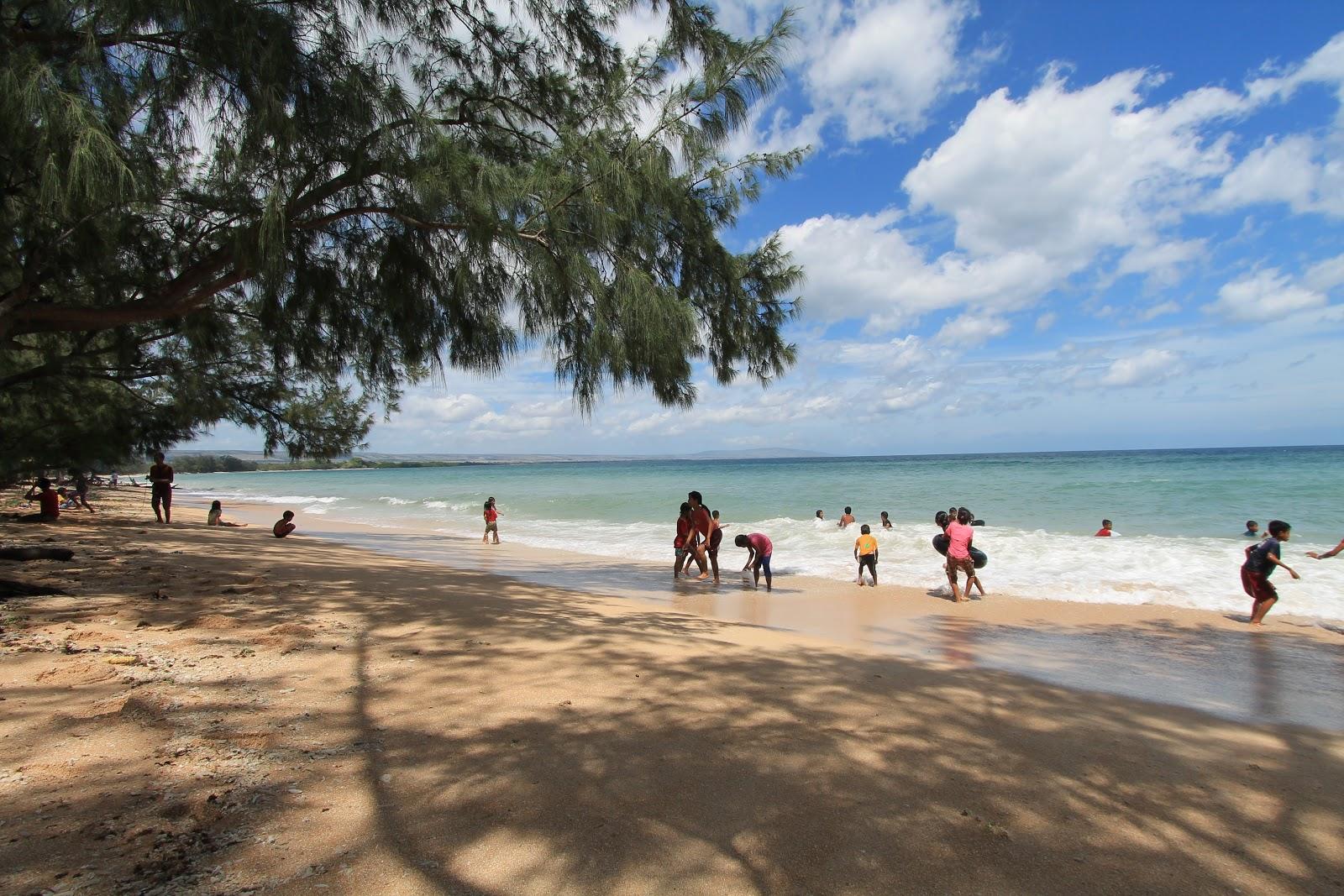 Lokasi syuting film Susah Sinyal, Pantai Puru Kambera di Sumba