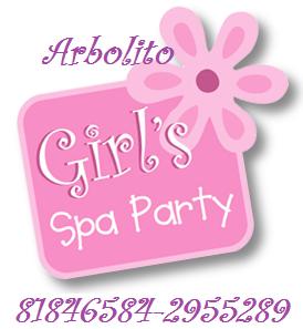 Fiesta spa , sólo para niñas
