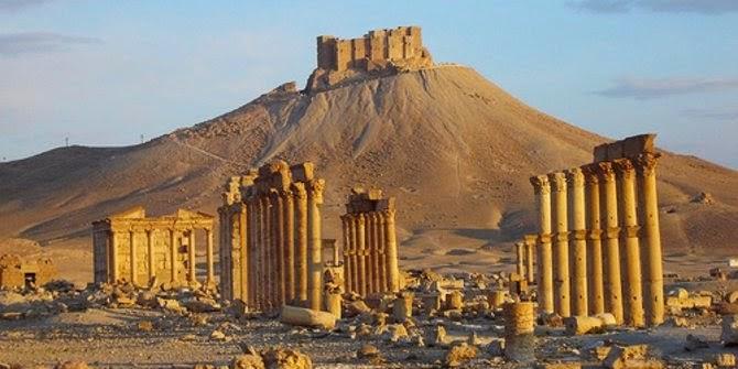 Palmyra, Suriah