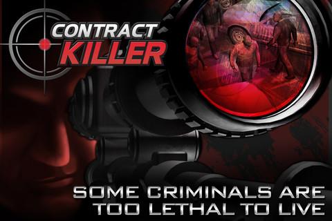 Contract Killer  Adventure Games iphone applications