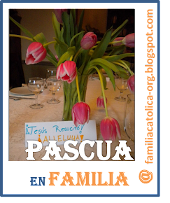 Ideas para celebrar en familia
