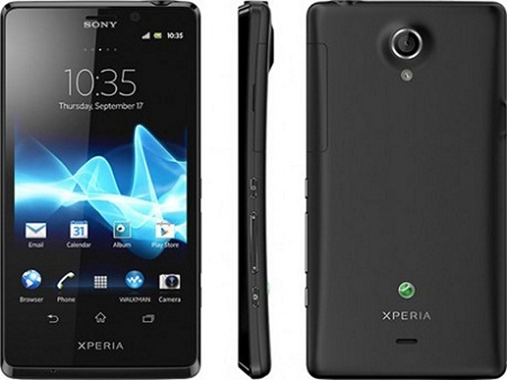 Sony LT30p may be named Sony Xperia T