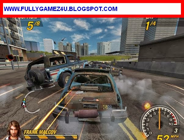 Download Flatout 2 Game For Pc