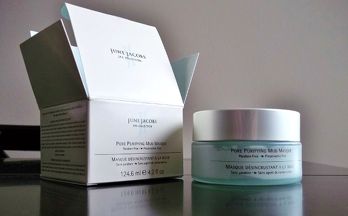 Pore Purifying Mud Masque