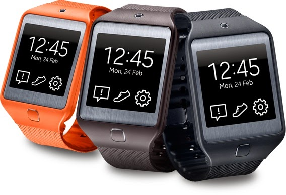 Complete Samsung Gear 2 SmartWatch Review Powered By Tizen OS Wear