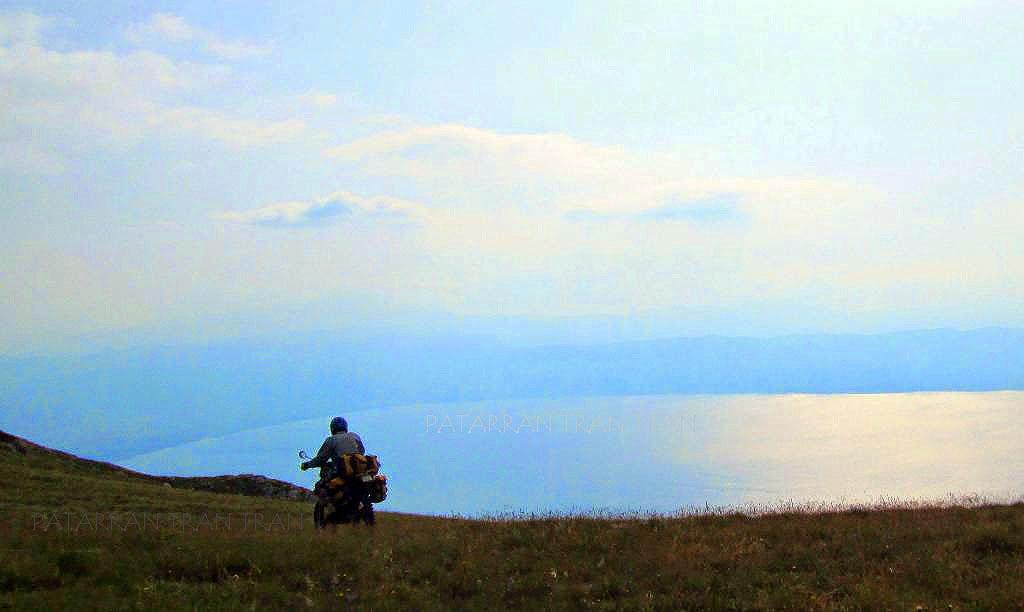 DRZ400. Trai Balcanes