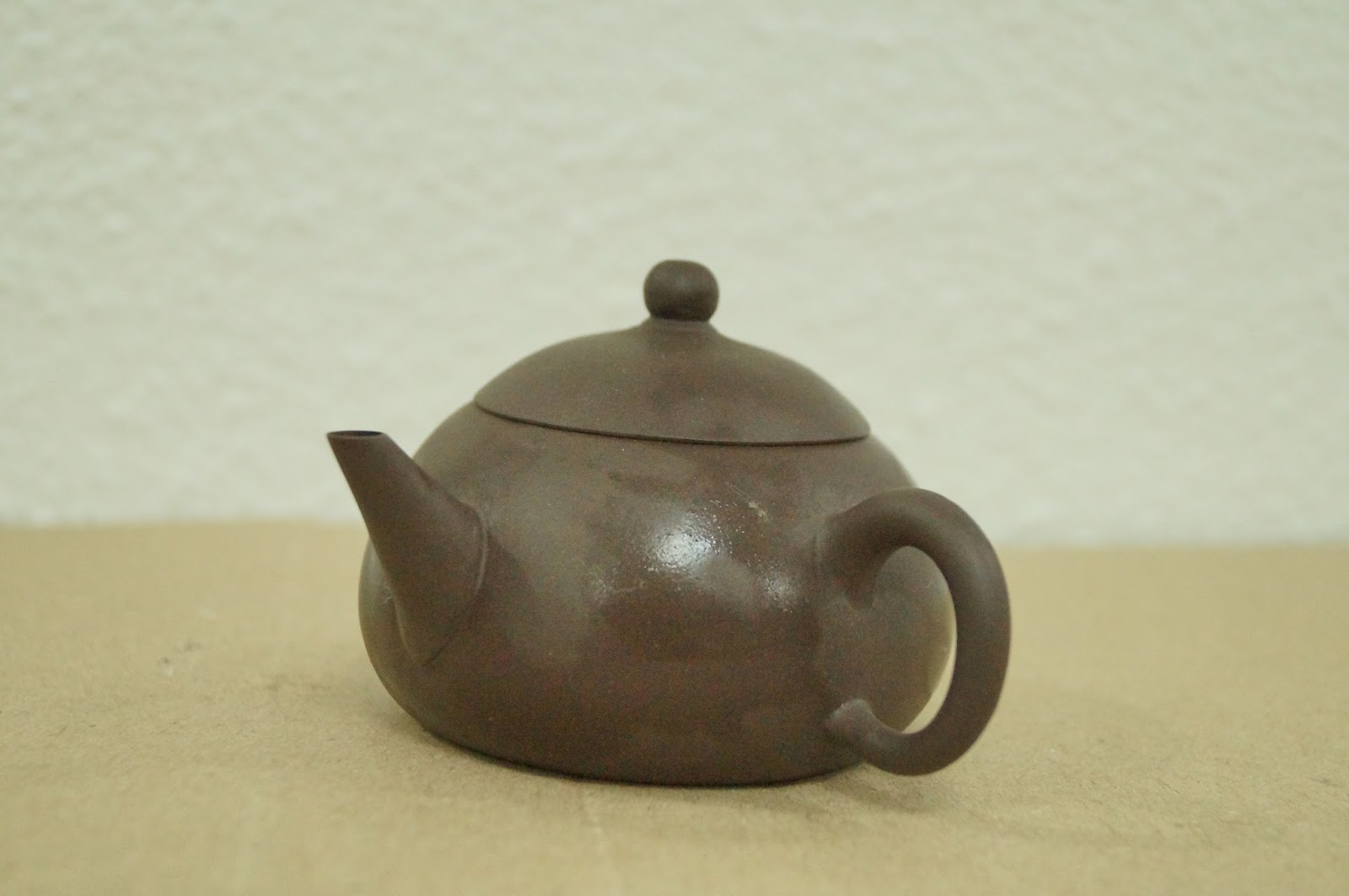 Alan 39 S Cyber Museum Teapot With Unusual Handle