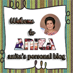 Anita's Personal Blog