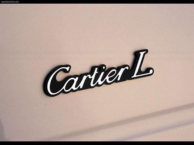 Lincoln Town Car Cartier L (2003)