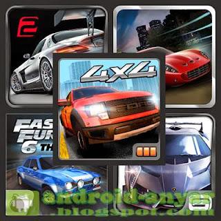 Free download game balap mobil terbaik untuk Android full .APK DATA