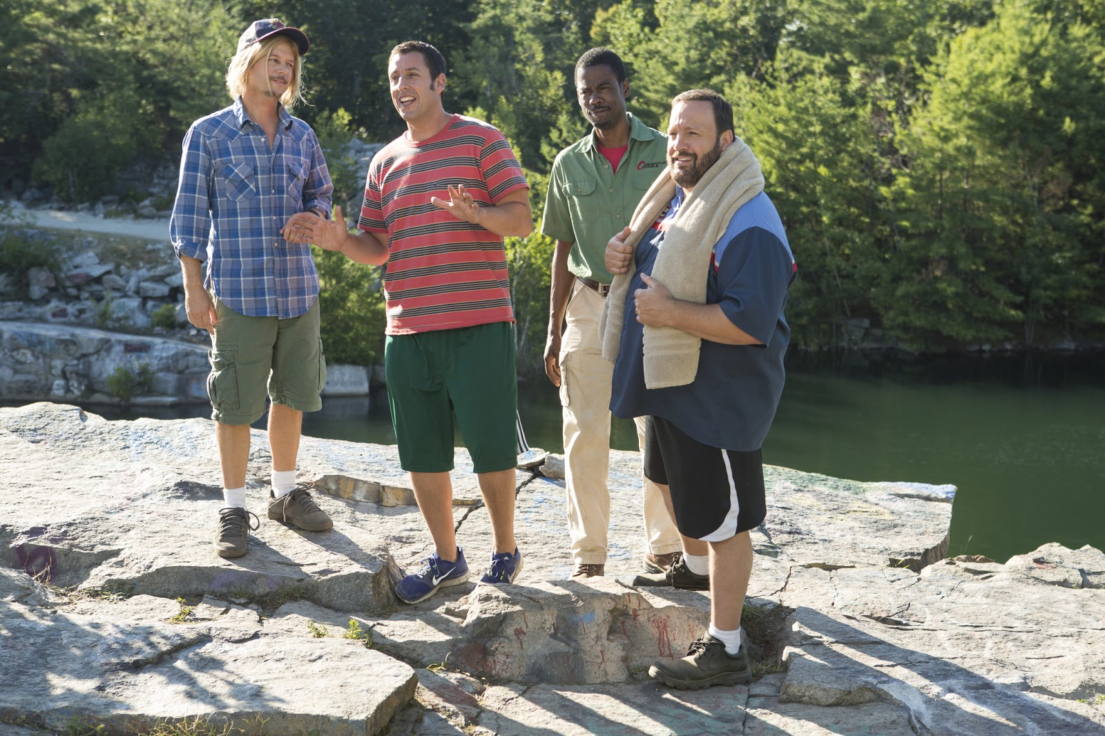 Grown Ups 2 Review ~ Ranting Ray's Film Reviews