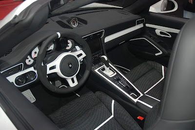 Salon de l'auto de Genève 2013: la GT Cabrio de Gemballa (Porsche)