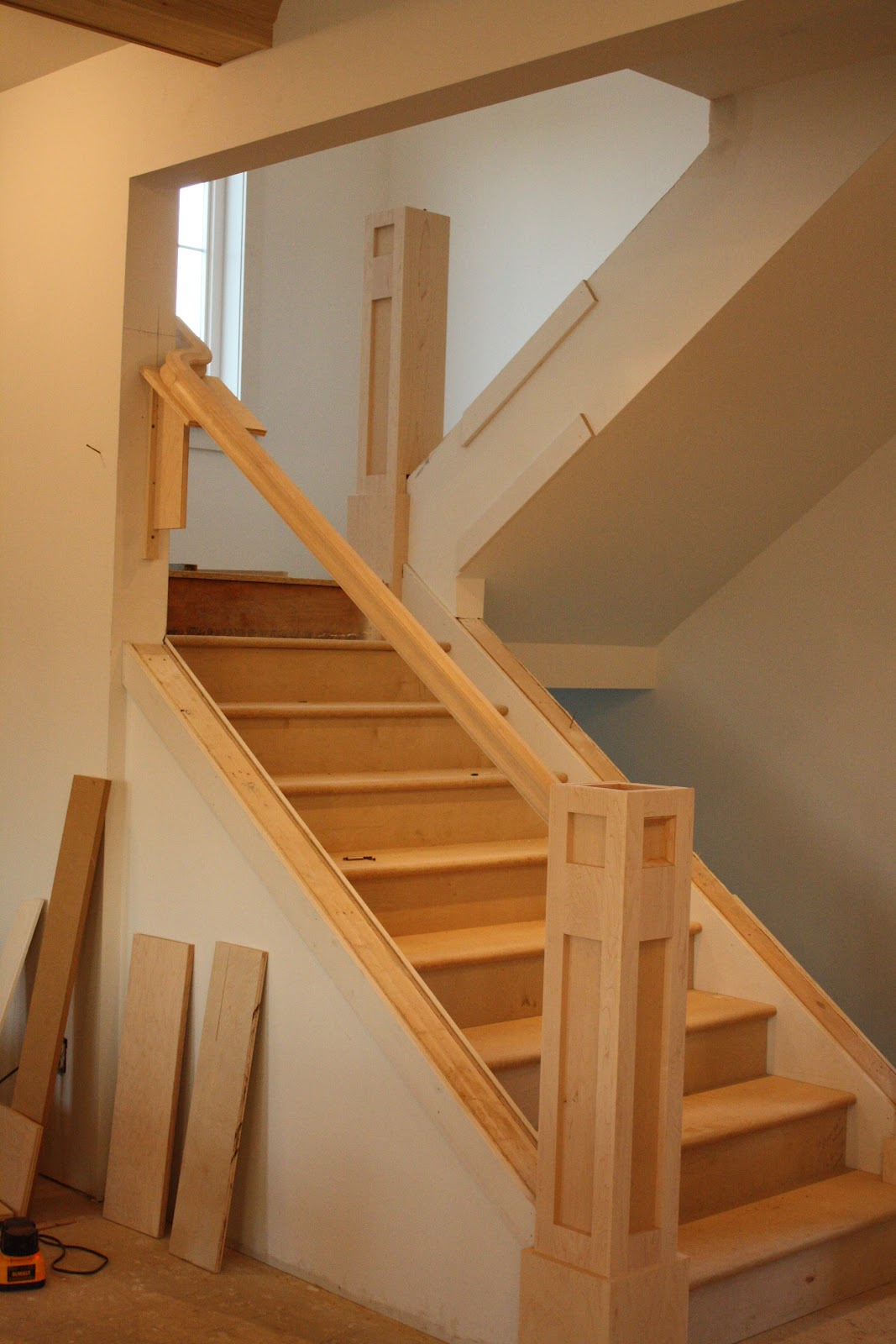 The Build: Stairs