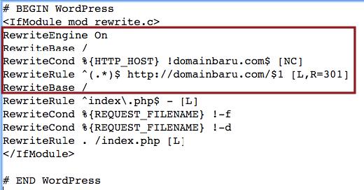 Cara Mengganti Domain di Wordpress Tanpa Hilang Traffic
