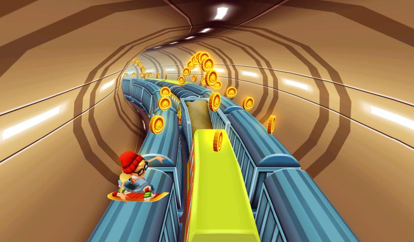 sejarah subway peselancar permainan subway surfers halloween adalah