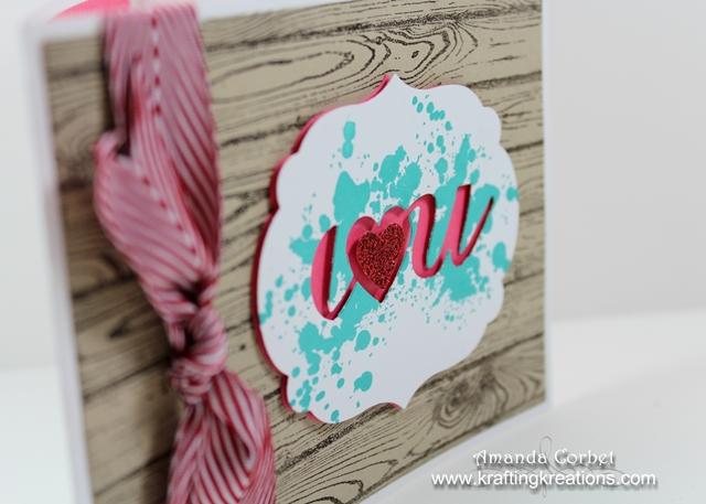 Label Card Thinlits, Hardwood, Gorgeous Grunge