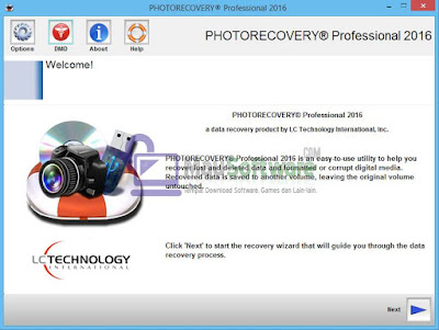 software recovery gambar, foto, dan video gratis