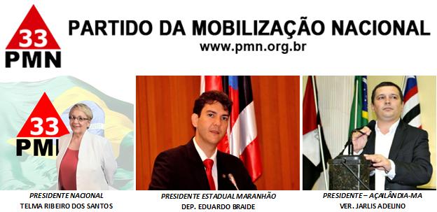 Presidentes do PMN