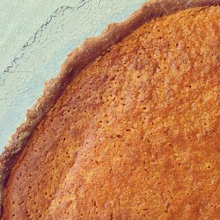 tarte à la courge pumpkin pie