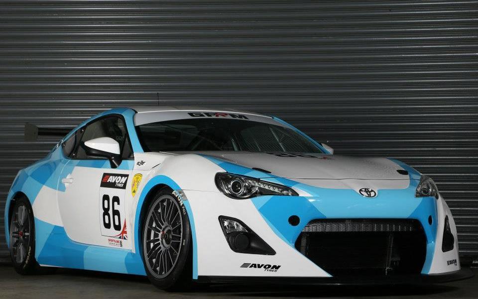 Toyota GT86 GT4 race car - Autoesque
