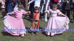 Camila, Ian y Laila  - Estancia La matera