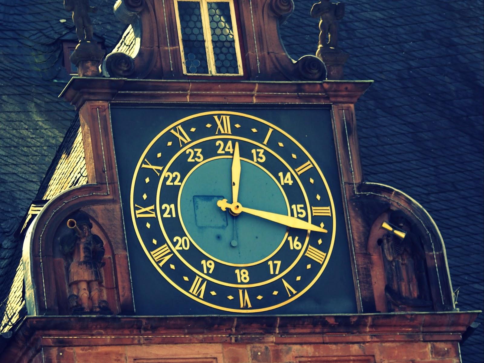 Marburg clock