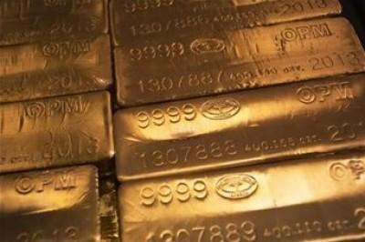 الذهب يسجل اسوأ اداء منذ 45 عاما