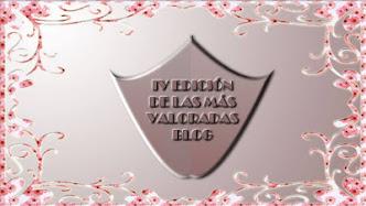 IV Edición de Las Más Valoradas