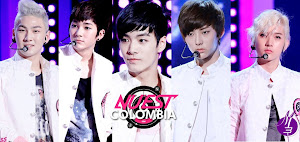NU&#39;EST COLOMBIA ~