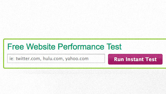 Useful Tools to Check Your Web Site's Performance