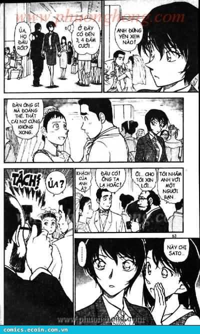 Detective Conan - Thám Tử Lừng Danh Conan chap 536 page 9 - IZTruyenTranh.com