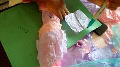 markers cardboard tube