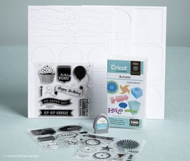 CTMH Artiste Cricut Cartridge