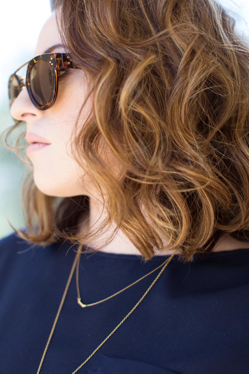 tortoise browbar sunglasses