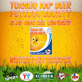 TORNEIO 100º BEER DE FUTEBOL SOCIETY
