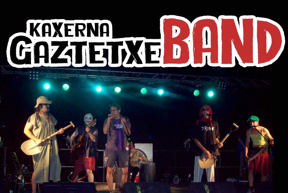 GAZTETXE BAND