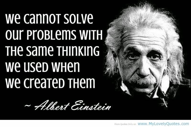 Albert Einstein's quote
