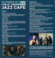 Jazz Café November