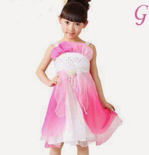 Lovely-Flower-Girl-Dress-Fashion-Kids-Gown Images