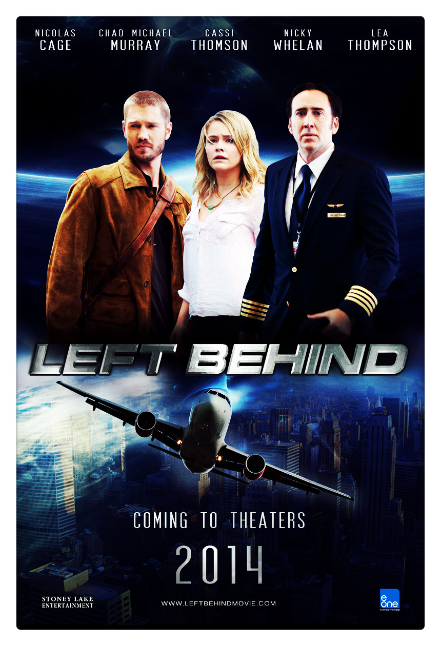Sinopsis Film Left Behind 2014 (Nicolas Cage, Chad Michael Murray, Nicky Whelan)