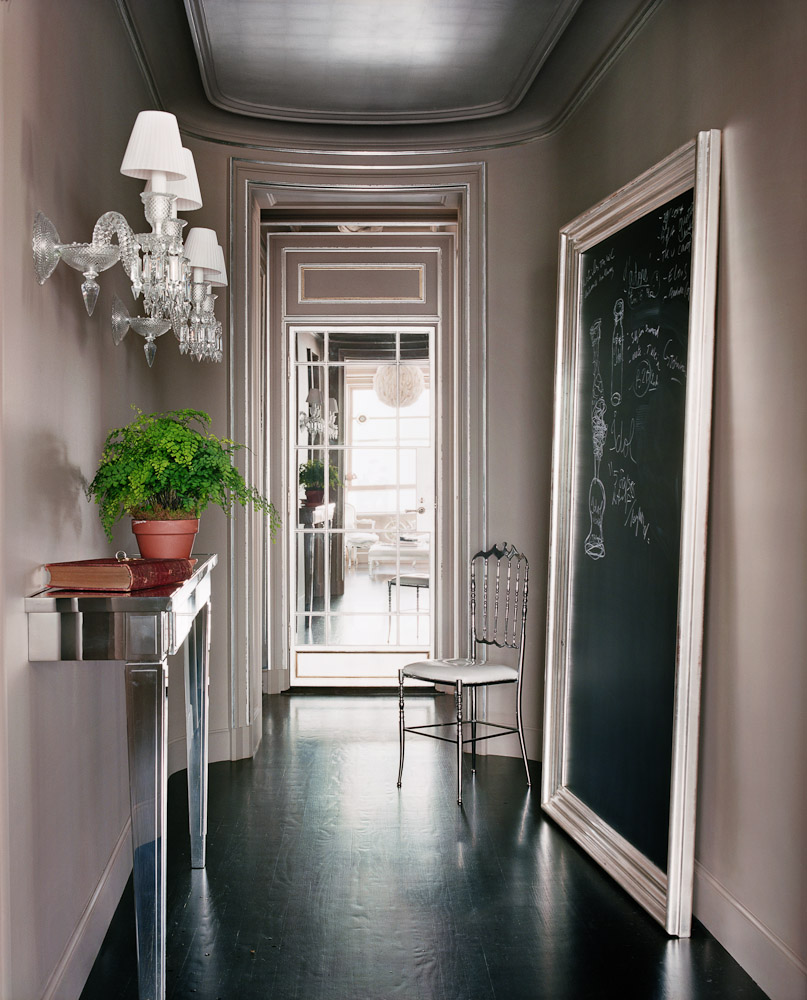 Boiserie & c.: pittura lavagna   chalk board paint: 21 nuove idee ...